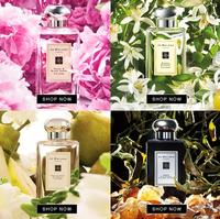 Free Lime Basil & Mandarin Body Crème or Cologne Sample  With Any $75 Purchase + Complimentary Delivery @ Jo Malone London
