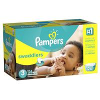 $3 Off Pampers Diapers @ Amazon