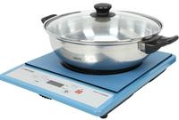 $49.49 TATUNG TICT-1502MU Portable Induction Cooktop with Stainless Steel Pot