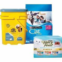 Free $5 Gift Card When You Buy Any 2 Select Cat Care Products @ Target