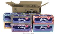 $12.84 Kleenex Ultra Facial Tissue, 120 Count (Pack of 8)