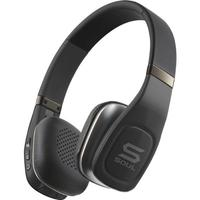 $19.77 SOUL Electronics sv3blk Volt Bluetooth Pro Hi-Definition On-Ear Wireless Headphones