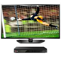 $419 LG 42-inch LED TV 42LN5300 + LG BP330 Blu-Ray Player + $150 Dell PROMO eGift Card