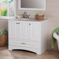 Up to 50% off  Select Bath Vanities, Faucets, Bathtubs, Toilets, and more @ Home Depot