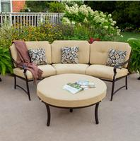 $349.00 Better Homes Gardens Paxton Place Curved Sectional Set