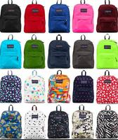 Up To 60% Off + Extra 10% OFF JanSport Backpack @ 6PM.com