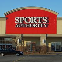 $8 价值$20 Sports Authority 店内使用购物券