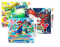 Buy 1 Get 1 FREE on Select Nintendo 3DS Games @ Best Buy