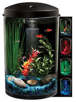 $24.00 Hawkeye 3 Gallon 360 Aquarium