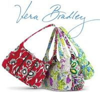 Up to 75% Off Select Styles Bags @ Vera Bradley