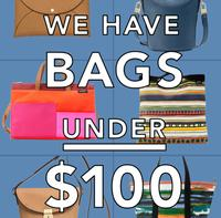 Under $100 on Bags @ Kate Spade Saturday