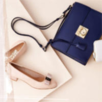 Up to 47% Off Salvatore Ferragamo Designer Sheos, Handbags & Wallets on Sale @ Rue La La