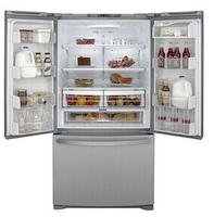 $1171.97 Kenmore 25.0 cu. ft. French Door Bottom-Freezer Refrigerator - Stainless Steel (Model # 71603)