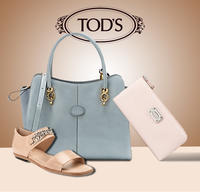 Up to 70% Off Tod's Designer Shoes & Handbags on Sale @ Rue La La