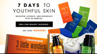 Free Ole Henriksen's 3 Little Wonders Regimen Sample Set(28ea)  with Any $25 Purchase @Sephora.com