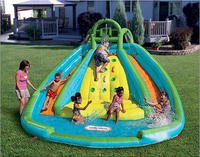 $373.24 Little Tikes Rocky Mountain River Race Inflatable Water Slide