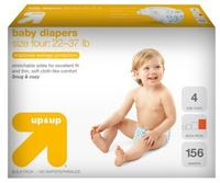 $24.99/pk + Free $10 Gift Card up&up Baby Diapers - Bulk Pack