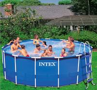 "$159.00 Intex 15-Foot 42"" Deep Above-Ground Swimming Pool"