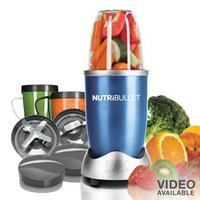 $48.74 NutriBullet 12-pc. 600-Watt Superfood Nutrition Extractor & Blender Set