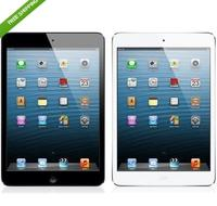 $299.00 Apple iPad Mini 32GB Wi-Fi 7.9in Tablet MD532LL/A or MD529LL/A - Black or White