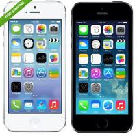 $679.99 Apple iPhone 5S 64GB Unlocked  Smartphone Silver, Black