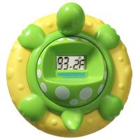 $8.00 Aquatopia Deluxe Safety Bath Thermometer Alarm, Green