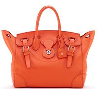20% OFF + Extra 20% OFF Ralph Lauren Ricky Handbags on sale @ Farfetch
