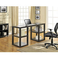 $79.00 Mainstays Double Pedestal Parsons Desk