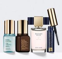 4 Free Deluxe Samples  with $50 Purchase @ Estee Lauder