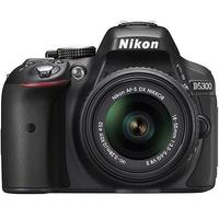 $599.99 Nikon D5300 DSLR Kit w/ 18-55mm DX VR II Lens