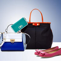Up to 30% Off Salvatore Ferragamo Designer Shoes & Handbags @ Ideeli