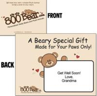 Dealmoon Exclusive! Free Gift Card + Free Gift Wrap + Free Shipping with Any Purchase @800Bear