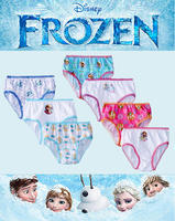 $9.00 Handcraft Girls Disney Frozen 7 Pack Panty