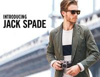 Up to 60% Off Jack Spade @ Myhabit