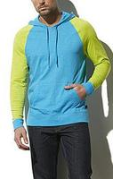 $5 Adam Levine Men's Colorblock Raglan Hoodie