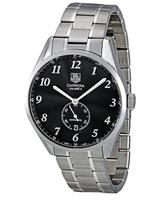 $2020.00 Tag Heuer Men's WAS2110.BA0732 Carrera Black Dial Dress Watch