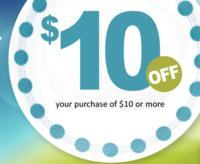 $10 off $10 with Free Shipping No Minimum @ Shop World Kitchen