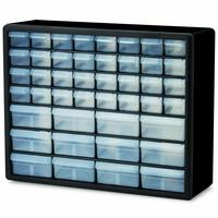 $14.99 Akro Mils 44-Drawer Hardware and Craft Cabinet 10744