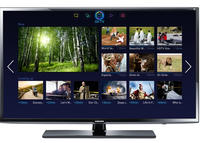 "$997.99 Samsung 60"" LED Smart HDTV + $300 Dell eGift Card"