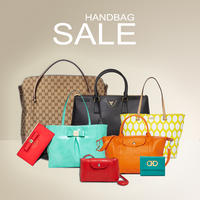 $25 Off $150, $50 Off $200  Salvatore Ferragamo, Kate Spade, Longchamp & More Designer Handbags & Wallets @ Ideeli