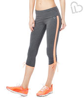 $6.29 Ruched Yoga Crop Leggings