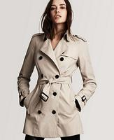 $696.50 Burberry London Mottram Trench