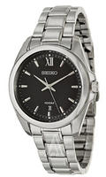 $56.00 Seiko Men's Bracelet Watch SGEG61