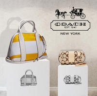 Up to 69% Off Coach Handbags and Shoes on Sale @ 6PM
