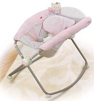 $49.99 Fisher-Price Deluxe Rock 'n Play Sleeper