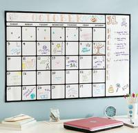 $19.00 Dry-Erase Calendar Decal