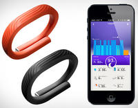 $99.99 Jawbone UP24 Wireless Wristband (Medium)