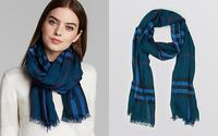 40% Off Select Burberry Giant Check Scarf