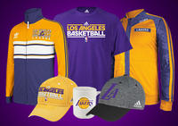 50% Off Select Los Angeles Lakers Items Summer Sale