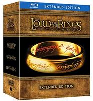 $37.99 The Lord of the Rings: The Motion Picture Trilogy(Blu-ray)